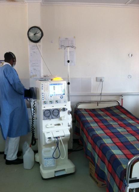 university teaching hospital lusaka zambia kp global
